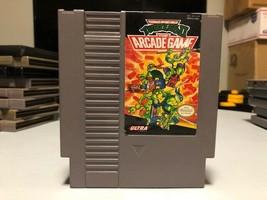 Teenage Mutant Ninja Turtles II, Nintendo Entertainment System (NES) 199... - $10.27