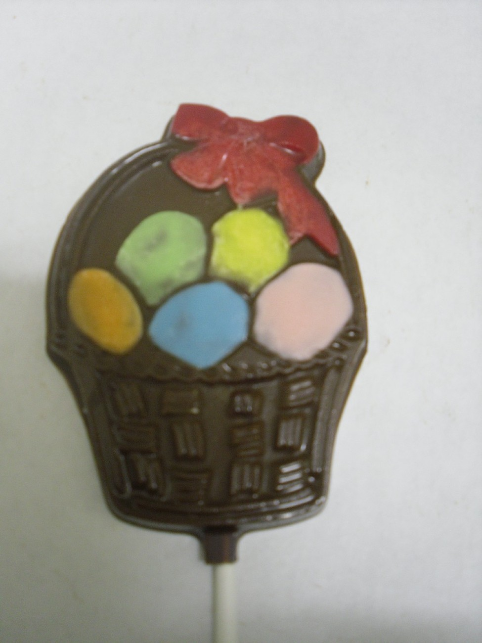 Easter Basket Lollipops