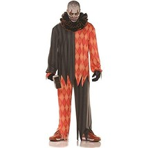 Underwraps Evil Halloween Clown Adult Costume - £34.62 GBP