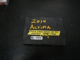 14-15-16 NISSAN ALTIMA FUSE JUNCTION BOX # 284B7-3TS9E (BOX-9454) MATCH ... - $49.45
