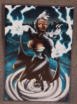 Marvel X-Men Storm Glossy Print 11 x 17 In hard Plastic Sleeve - $24.99