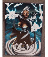 Marvel X-Men Storm Glossy Print 11 x 17 In hard Plastic Sleeve - $24.99