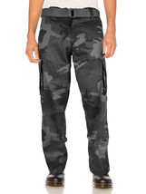 SW Men's Tactical Combat US Force Military Army Cargo Pants Trousers with Belt image 11