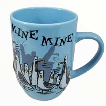 Disney Parks Mug Finding Nemo Seagal Mine Mine Mine Pixar Coffee Mug Tea Cup EUC - $39.59
