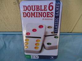 Double six Dominoes Game set  - $12.99