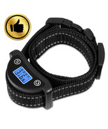 Paipaitek PD218 Rechargeable Anti Bark Training Collar with 5 Sensitivit... - $22.99