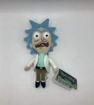 "Funko Rick And Morty Galactic Plushies Rick (Angry) 9"" Plush Figure 2017 - $18.55"