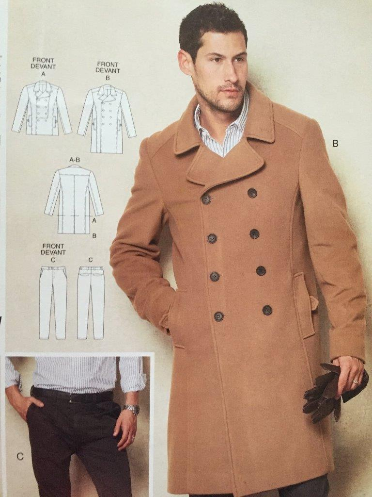 Pattern 8940 Vogue and Trousers Jacket Mens OuXiPkZ