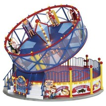 Lemax Village Collection Round Up Village Carnival Ride # 24483 SALE - £89.73 GBP