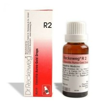 Dr. Reckeweg R2 Homeopathy 22ml x1 - $8.22