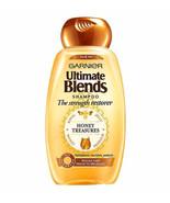 Garnier Ultimate Blends Strength Restorer Shampoo 400ml - $7.68