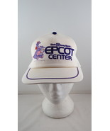 Vintage Disney Trucker Hat - Epcot Center 1982 With Figment- Adult Snapback - $75.00