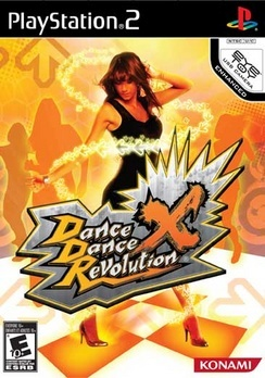 Dance Dance Revolution X (Playstation 2) Game Only ~S