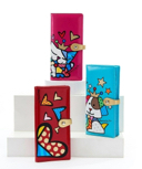 Romero Britto Large Clutch Wallet Multi Pockets, Slots & Compartments 3 Choices