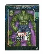 NEW 2016 Hasbro Marvel Legends Series Incredible Hulk Action Figure 14.5... - $49.37