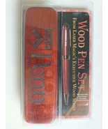 Wood Pen Set Executive Wood Series Penn State University of Pennsylvania... - $34.65