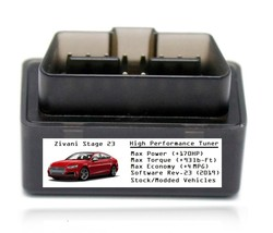 Stage 23 Performance Tuner Power Chip [Add 170 HP 4MPG] Best Tune Mitsub... - $45.95