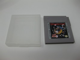 CLASSIC 1990 NINTENDO VIDEO GAMEBOY SHANGHAI w/ Case - $9.89