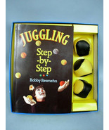 Juggling Step-By-Step Book & Juggling Balls by Bobby Besmehn - $27.41