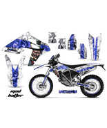 Graphics Kit MX Decal Sticker Wrap + # Plates For BMW G450X 2010-2011 HA... - $277.15