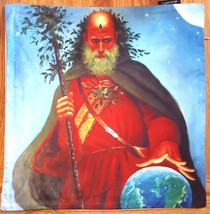 Cushion Cover Green Man Druid Plush Soft God Nature Pagan - $20.56