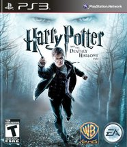 Harry Potter and the Deathly Hallows Part 1 - Playstation 3 [video game] - $10.82