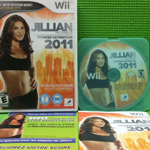 Jillian Michaels' Fitness Ultimatum 2011 - Nintendo Wii | Disc Plus - $5.00