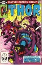 The Mighty Thor Comic Book #310 Marvel Comics1981 Very Fine+ Unread - $3.50