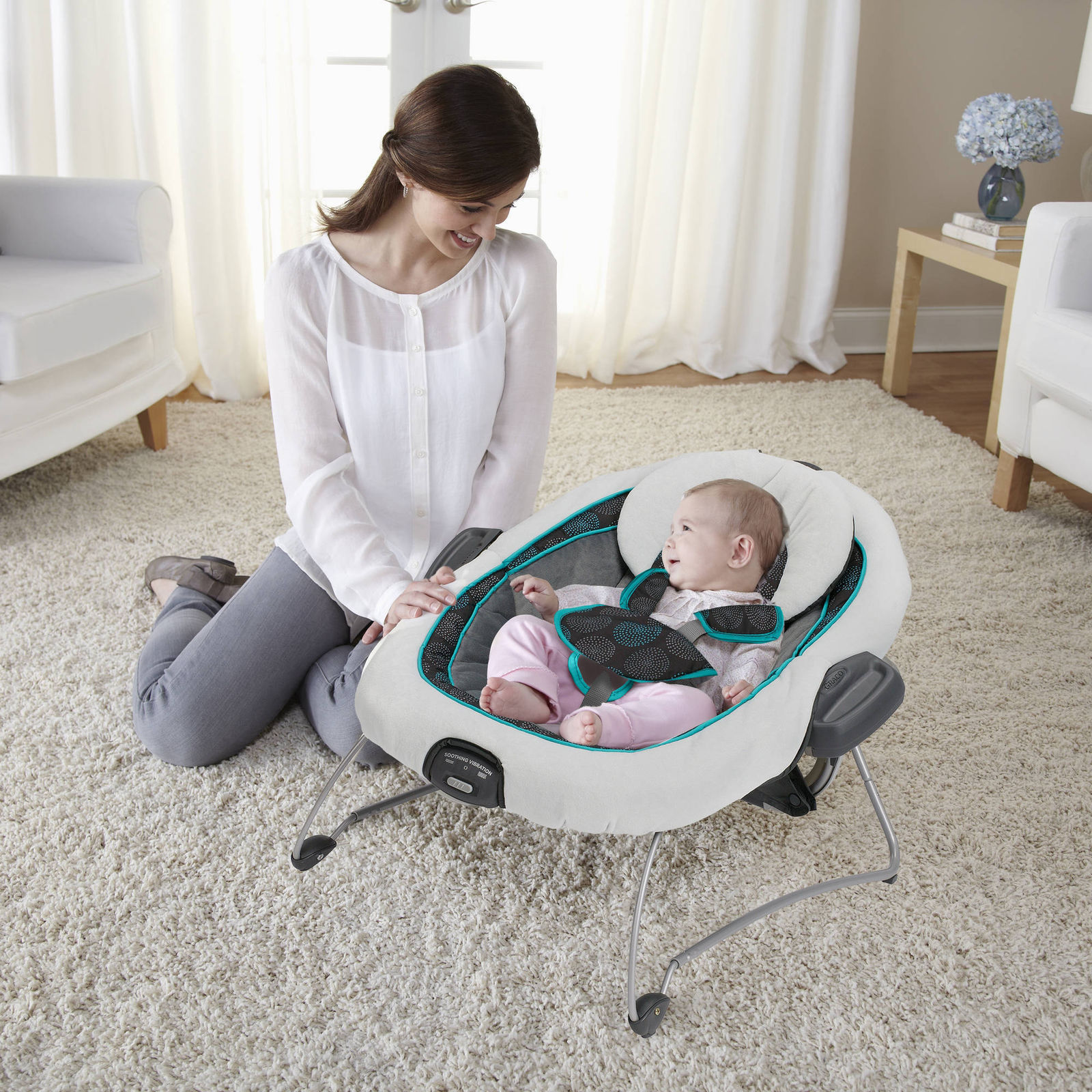 graco duetconnect swing and bouncer bristol