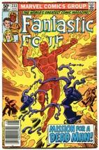 Fantastic Four 233 NM 9.2 1981 Marvel John  Byrne  - $3.95