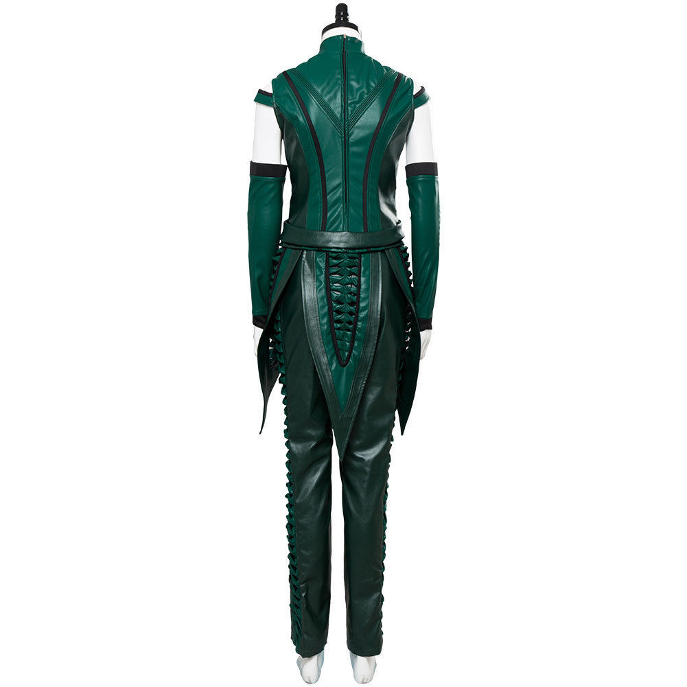 Avengers Guardians of the Galaxy 2 Mantis Brandt Lorelei Cosplay Costume Suit