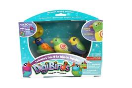 Digi Birds Twinkle's Trio- Set of 3 Digibirds - $21.44