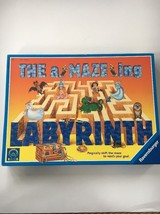 The aMAZEing Labyrinth Ravensburger  Discovery Toys German Board Game CO... - $266,97 MXN