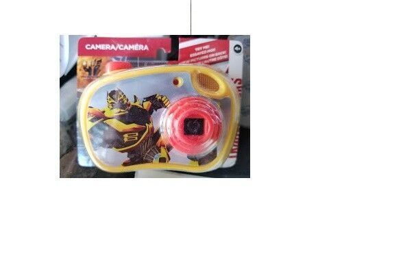 Transformers Light-up Play Camera New sealed