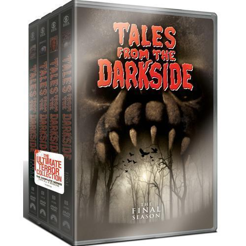 Tales from the darkside complete series dvd pack season 1 4  12 disc 1 2 3 4 new