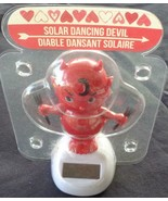Solar Dancing Devil – NEW IN PACKAGE – CUTE NOVELTY COLLECTIBLE – WORKS GREAT - $6.92