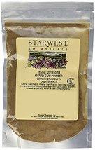 Starwest Myrrh Gum Powder Wildcrafted - 4 Oz - $18.66