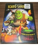 Scared Shrekless (DVD, 2011) ..  Sealed New, Great for Halloween - $2.97