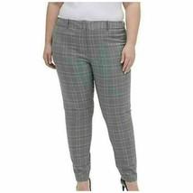 New $109 Calvin Klein Women's Business Work Slim Fit Metallic Dress Pant... - $30.83