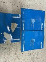 2009 Mazda MAZDA6 Servizio Riparazione Officina Negozio Manuale Set W Ew... - $108.84