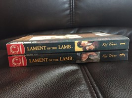 Lot of 2 Lament of the Lamb Vol. 1&3  Manga - $5.90
