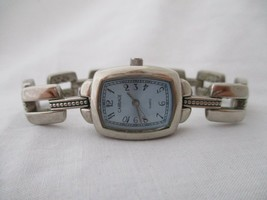 Carriage by Timex Women's Silver Toned Watch Analog Elegant - $49.00