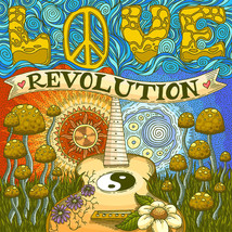 Love Revolution by Tim Hamm (CD, New) Usually ships within 12 hours!!! - $14.10