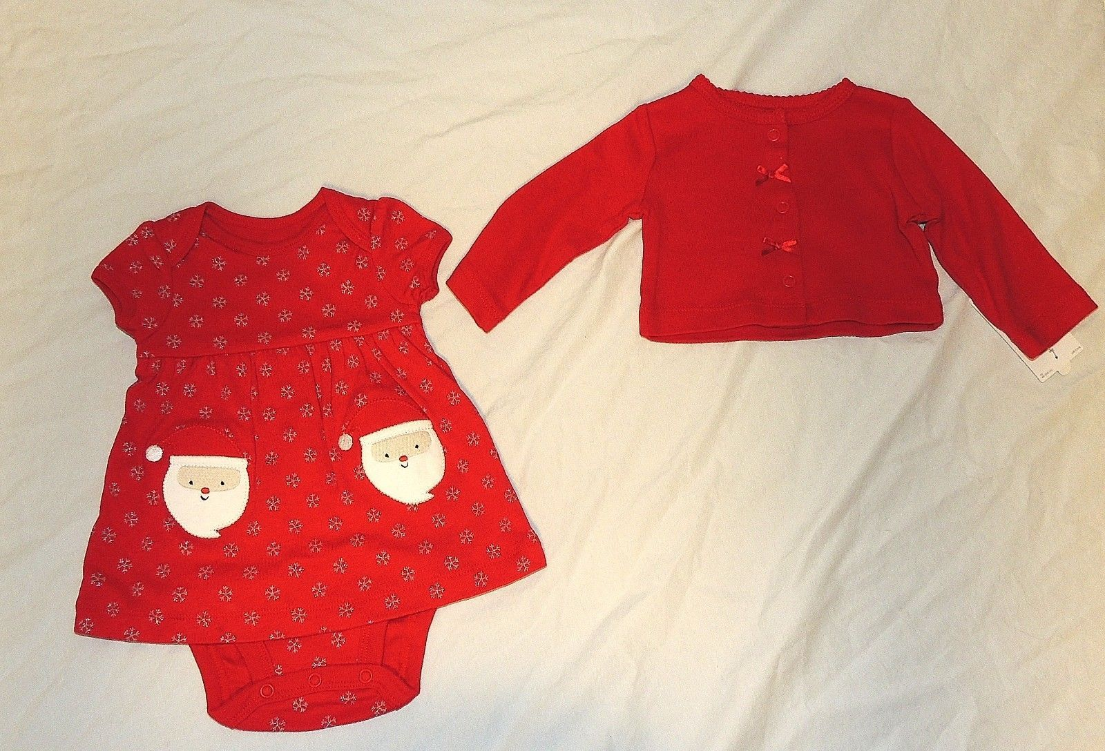new carters baby girl first christmas outfit and 38 similar items