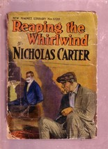 NEW MAGNET LIBRARY-#1220-REAPING WHIRLWIND-NICK CARTER FR - $31.53