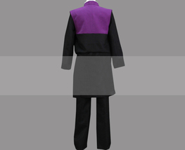 Kimetsu no Yaiba Genya Shinazugawa Cosplay Costume for Sale - $105.00
