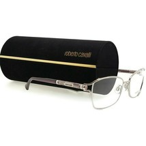 New Roberto Cavalli Eyeglasses Size 54mm 140mm 18mm New With Case - $64.30