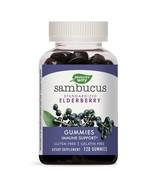 Nature's Way Sambucus Elderberry Herbal Supplement Gummies, Gluten Free ... - $41.53