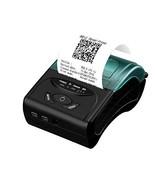 MUNBYN 58mm Bluetooth Thermal Receipt Printer Wireless Mobile POS Receip... - $63.04