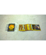1977 Popswaps Trading Card Lot Foreign Scanlens Australia + Wrapper Part... - $169.30